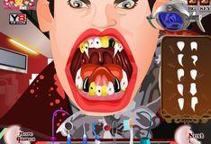 Игра Игра Стоматолог Дракулы