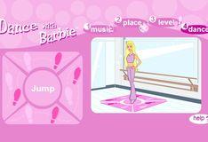 Игра Игра Танцы с Барби
