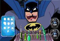 Игра Бэтмен у стоматолога