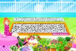 Играть бесплатно в Цветочный сад