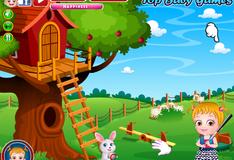 Игра Домик на дереве