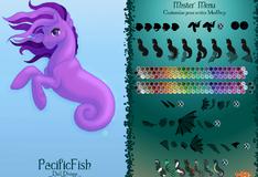 Игра Преображение морской пони