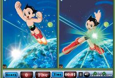 Игра Астробой Найди сходства