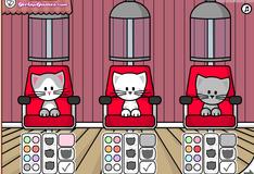 Игра Одевалка котиков
