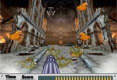 Игра Боец с пришельцами: Терминатор