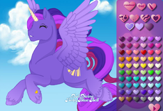 Игра Май Литл Пони: Создай свою пони