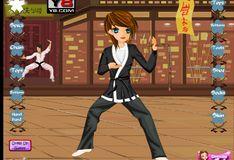 Игра Одежда для занятий карате