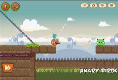 Игра Злые птицы: Каратели