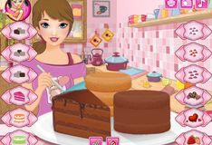 Игра Вкусные торты Эллы
