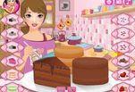Играть бесплатно в Игра Вкусные торты Эллы