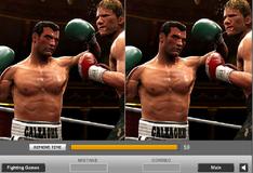 Игра Фото с матча по боксу