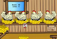 Игра Собрать все яйца