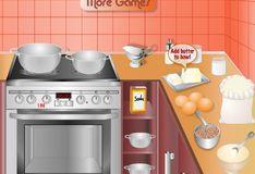 Игра Игра Сладкие торты Кулинария