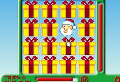 Игра Рождественская игра на проверку памяти