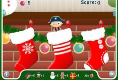 Игра Подарки в носках
