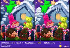 Игра Мармеладные мишки празднуют Новый год