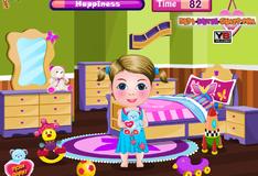 Игра Малышка Хейзел и Лиам на День всех влюбленных