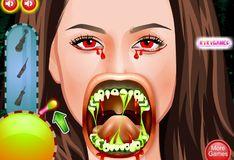 Игра Сумерки: вампир Белла Свон у дантиста