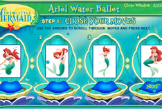 Игра Ариэль танцует