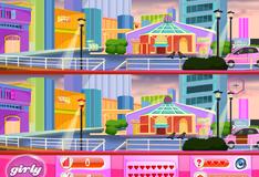 Игра Городские пейзажи