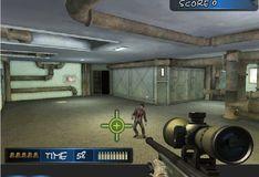 Игра Игра Перекрестный огонь: Война зомби