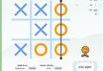 Играть бесплатно в Игра Крестики нолики
