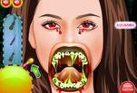 Играть бесплатно в Игра Сумерки вампир Белла Свон у дантиста