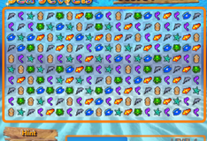 Игра Морские сокровища