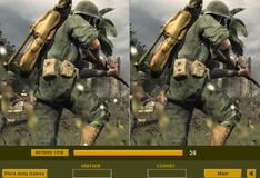 Игра Солдаты в действии
