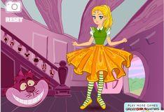 Игра Алиса в стране чудес