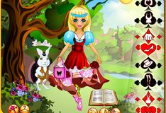 Игра Игра Алиса в стране чудес