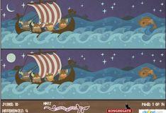 Игра Игра Викинги в ловушке