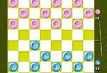 Играть бесплатно в Игра Настольные шашки