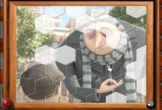Игра Игра Гадкий Я: Отсортируй плитки