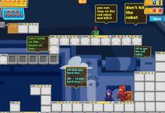 Игра Игра Город героев: Большой герой 6 - Королевское приключение робота