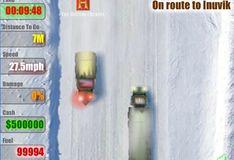 Игра Игра Ледяная дорога: Дальнобойщики 2