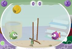 Игра Подводный волейбол