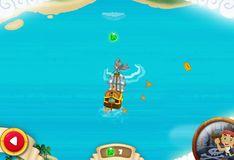 Игра игра Джейк и пираты Нетландии: Путешествие за моря