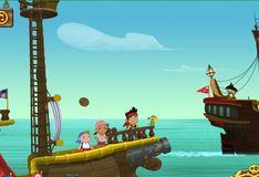 Игра Игра Джейк и пираты Нетландии: Капитан Крюк