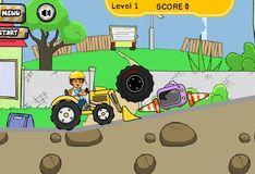 Игра Диего: Очистка окружающей среды