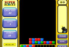 Игра Супер блоки