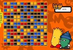 Игра Цветные кубики