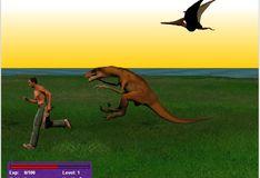 Игра Динозавры и кадиллак