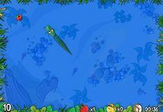 Игра Игра Водная Змейка