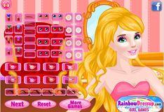 Игра Золушка: Макияж принцессы