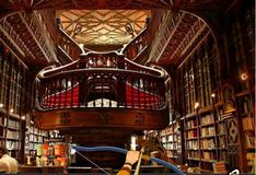 Игра Стрельба из лука по спрятанным в библиотеке мишеням