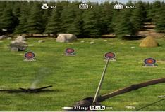 Игра Тренировка по стрельбе из лука