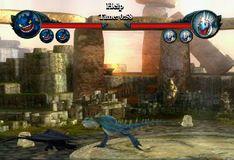 Игра Как приручить дракона: Мини Битва