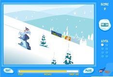 Игра Игра Ким 5 с плюсом: Руфус на сноуборде
