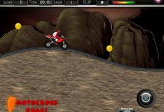 Игра Ярость в мотокроссе